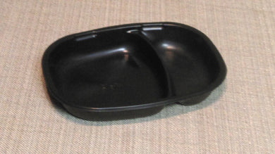 Black Mixing Bowl-2 Part
