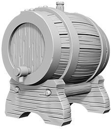 Miniature: Deep Cuts | Keg Barrels