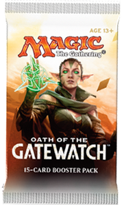MTG: Oath of the Gatewatch | Booster Pack