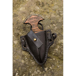 LARP Push Dagger with Holder