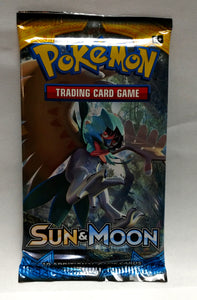 Pokemon Trading Cards: Sun & Moon | Booster