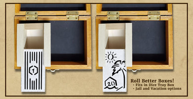 Artifact of Containment: Roll Better Boxes