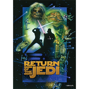 Return of the Jedi Card Sleeves