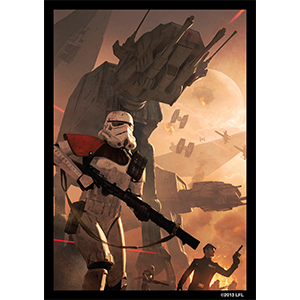 Trooper Assault Card Sleeves