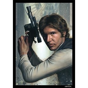 Han Solo Card Sleeves