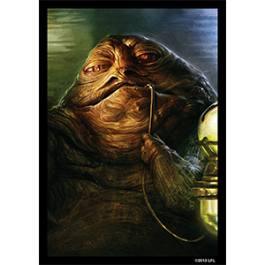 Jabba the Hut Card Sleeves