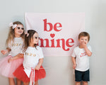 Be Mine Mini-Backdrop