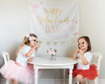 Happy Galentine's Day Mini-Backdrop