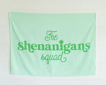 The Shenanigan Squad Mini-Backdrop