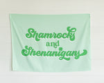 Shamrocks & Shenanigan Mini-Backdrop