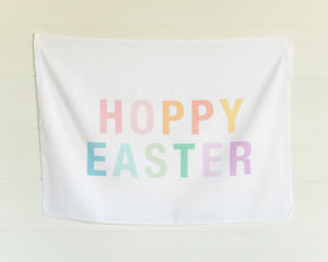 Ready-to-Ship: Hoppy Easter Mini-Backdrop