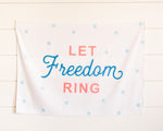 Let Freedom Ring Mini-Backdrop