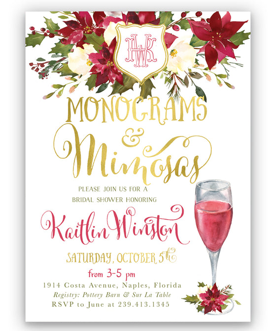 22b3112b08ed Bridal Shower Invitations Tagged