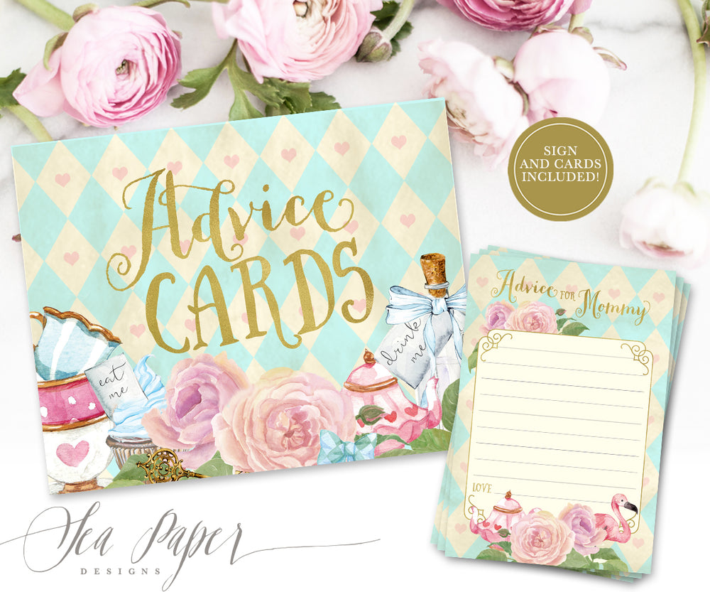 Alice: Advice for Mom Cards