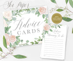 Mila: Advice for Mom Cards {White}
