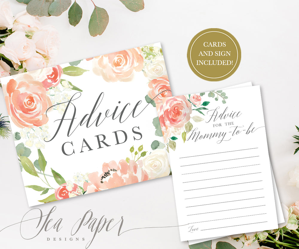 Cora: Advice for Mom Cards