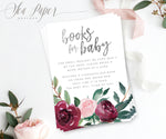 Odette: Books for Baby Cards {Black}