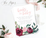 Odette: Books for Baby Cards {Pink}