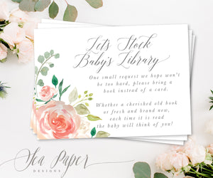 Cora: Books for Baby Cards