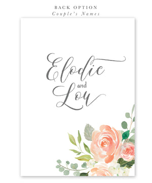 Elodie: Bridal Shower Invitation