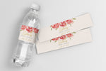 Everly: Water Bottle Label
