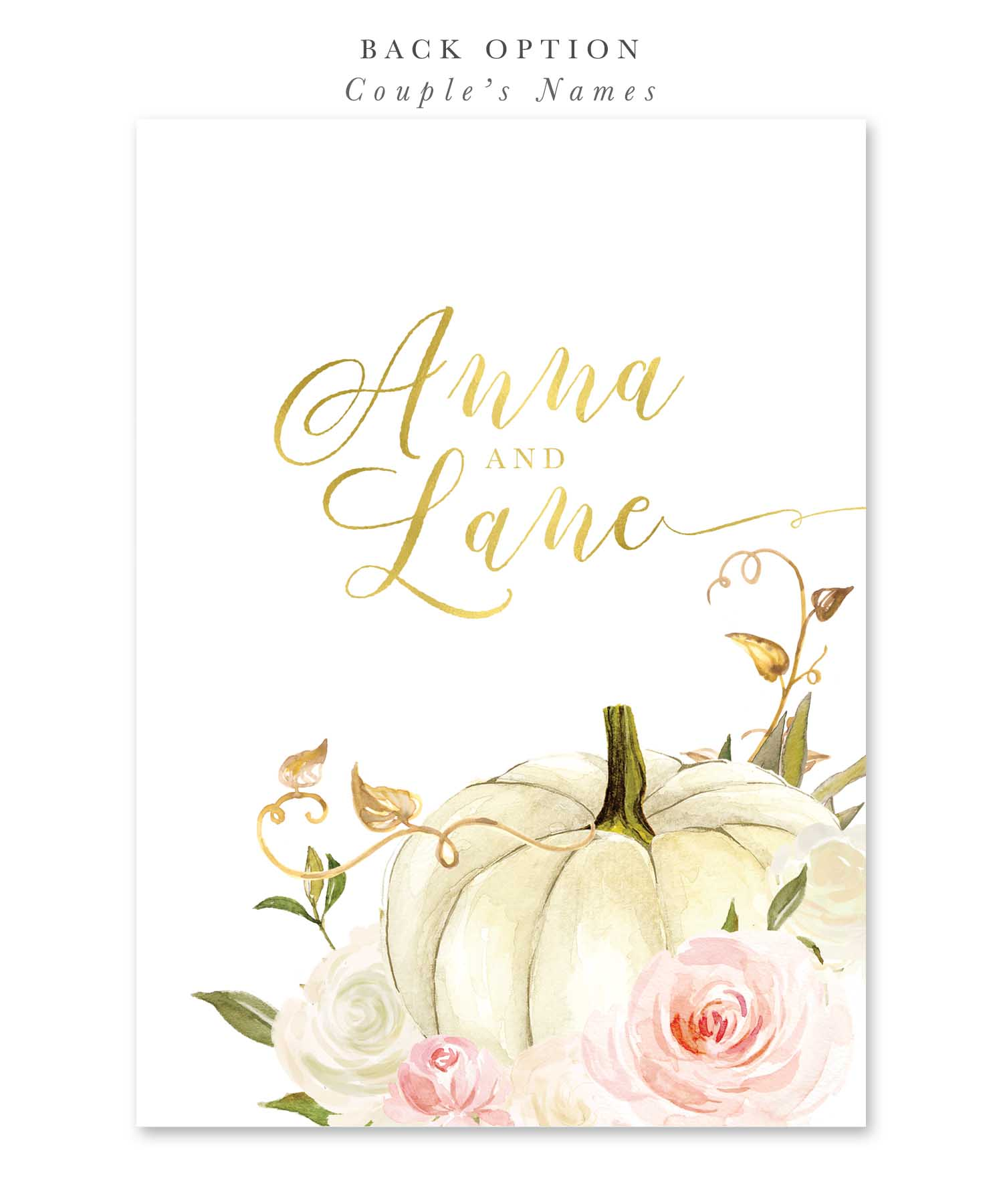 fall bridal shower invitation fall in love autumn bridal shower invite white pumpkin pink roses printed or printable fall 11