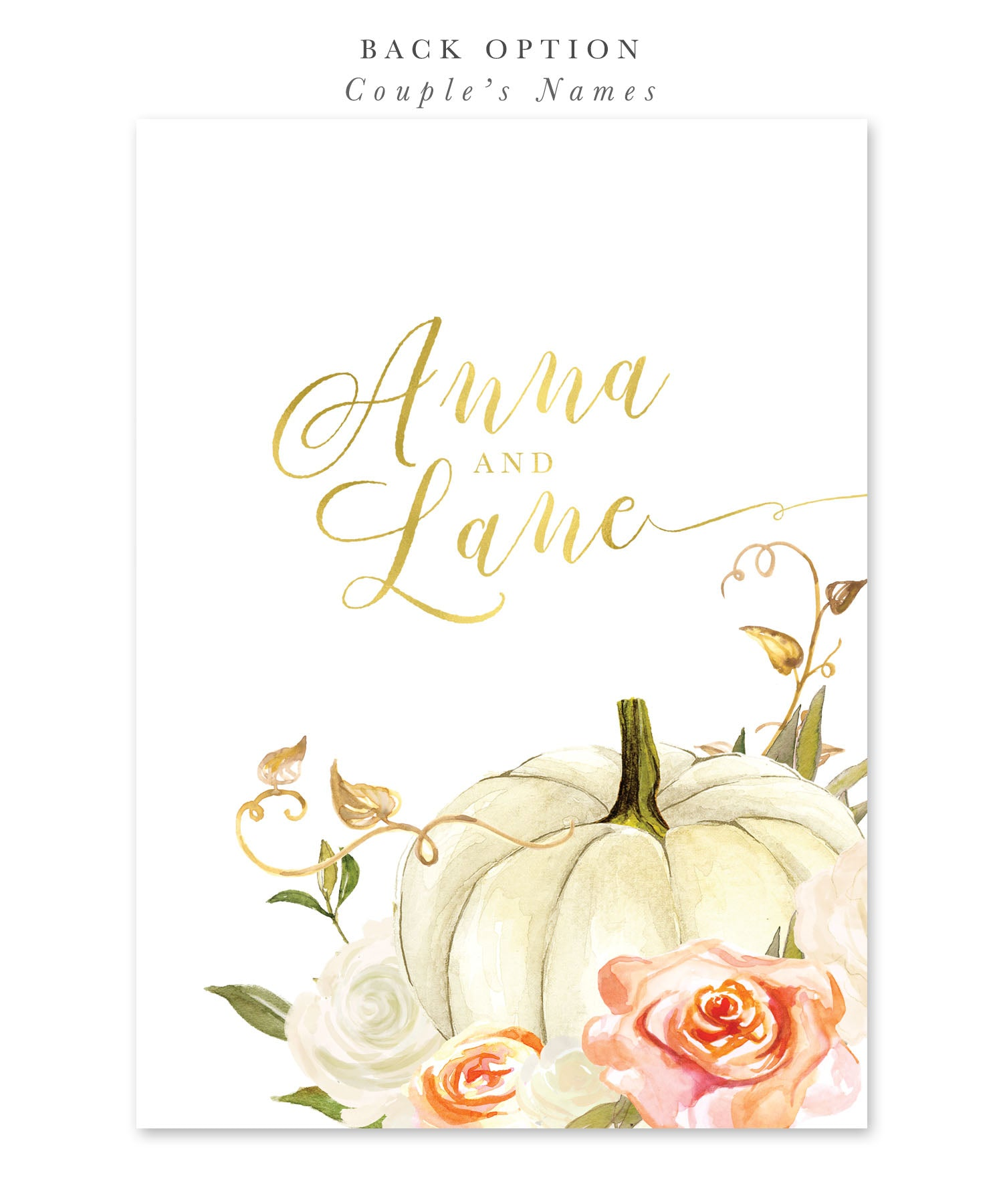 Fall bridal shower invitation autumn bridal shower invite white fall bridal shower invitation autumn bridal shower invite white pumpkin gold orange white roses printed or printable fall 3 filmwisefo