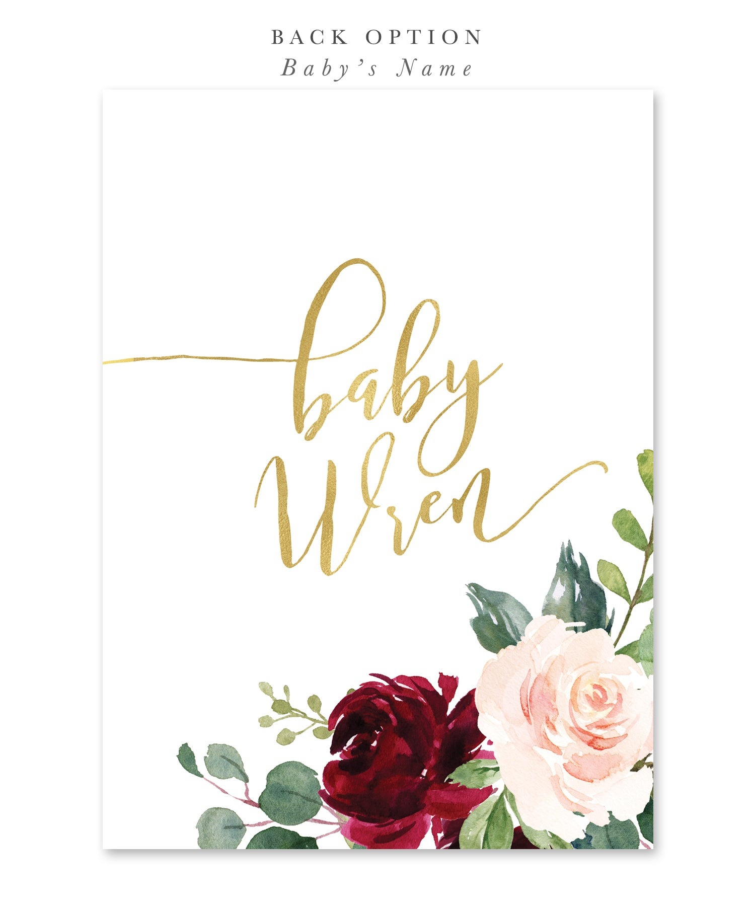 Baby shower invitation girl girl baby shower invite burgundy baby shower invitation girl girl baby shower invite burgundy blush baby shower invite floral baby shower printed printable kristen filmwisefo