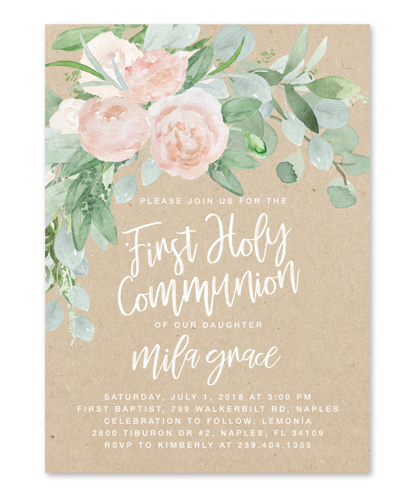 Mila: Kraft Holy Communion