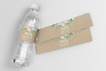 Mila: Water Bottle Label {Kraft}