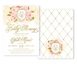 Opal: Baby Shower Invitation