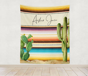 Adah Southwestern Party Backdrop
