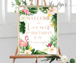 Maya: Welcome Sign {Rose Gold}