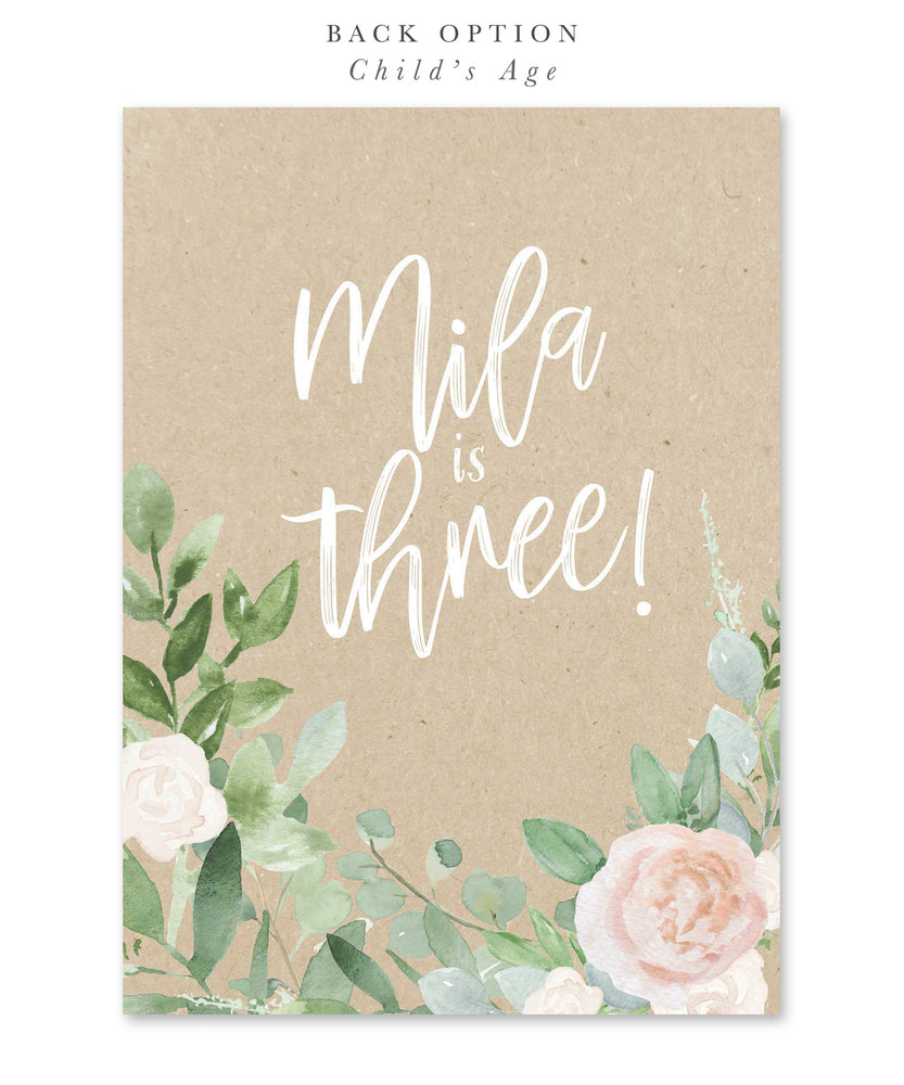 Mila: Kraft Three