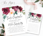 Odette Time Capsule Sign & Cards {Black}