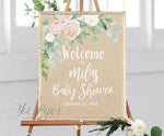 Mila: Welcome Sign {Kraft}