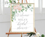 Mila: Welcome Sign {White}