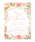 Willow: Baptism Invitation