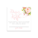 Willow: Diaper Raffle Enclosure Card