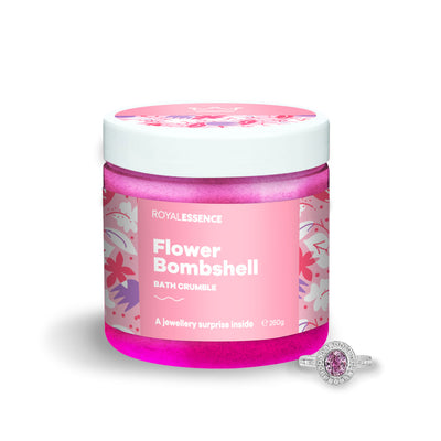 Flower Bombshell (Bath Crumble)