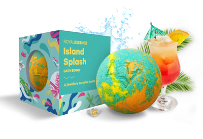 Island Splash (Bath Bomb)