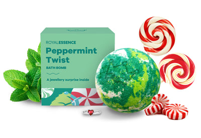Peppermint Twist (Bath Bomb)