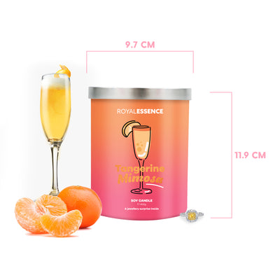 Tangerine Mimosa (Candle)