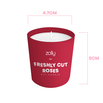 Freshly Cut Roses Mini Candle 40g