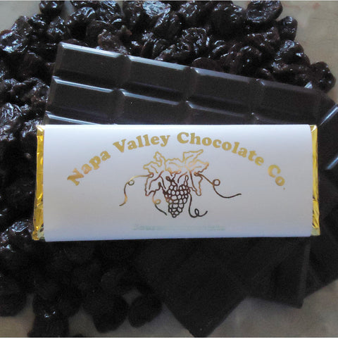 Cherry Chocolate Bars, Chocolate Cherry Bar, Gourmet Chocolate Bar, Chocolate Candy Bar
