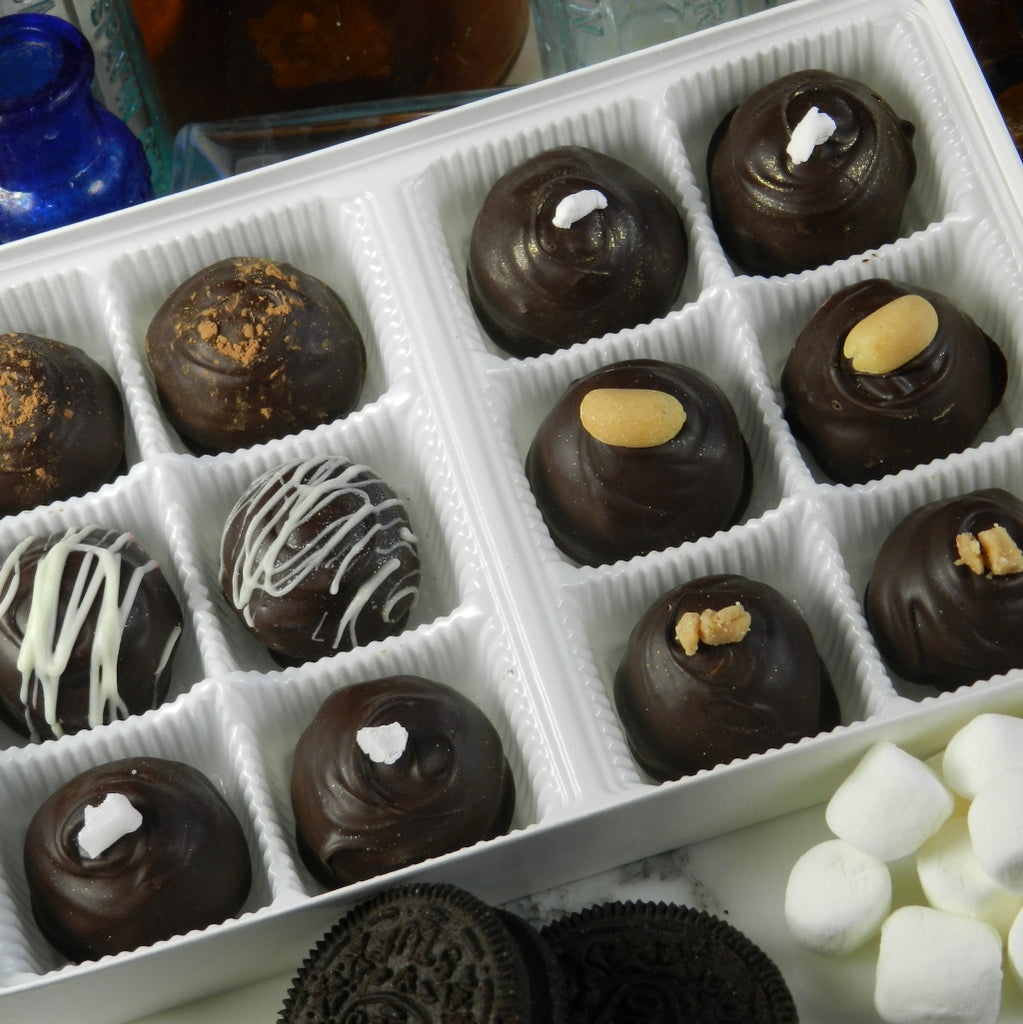 Classic Candy Chocolate Truffle Collection