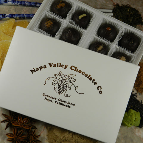 Far East Chocolate Truffle Collection