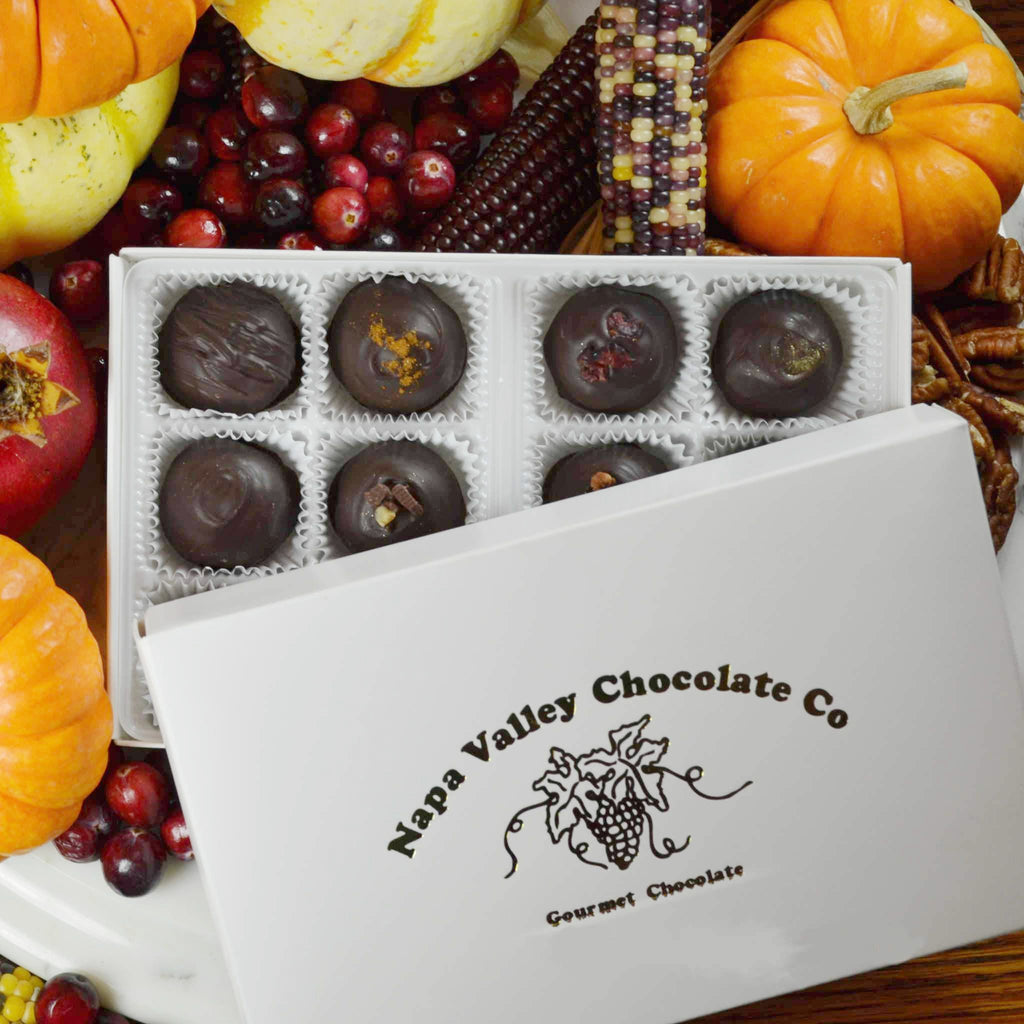 The Harvest Chocolate Truffle Collection