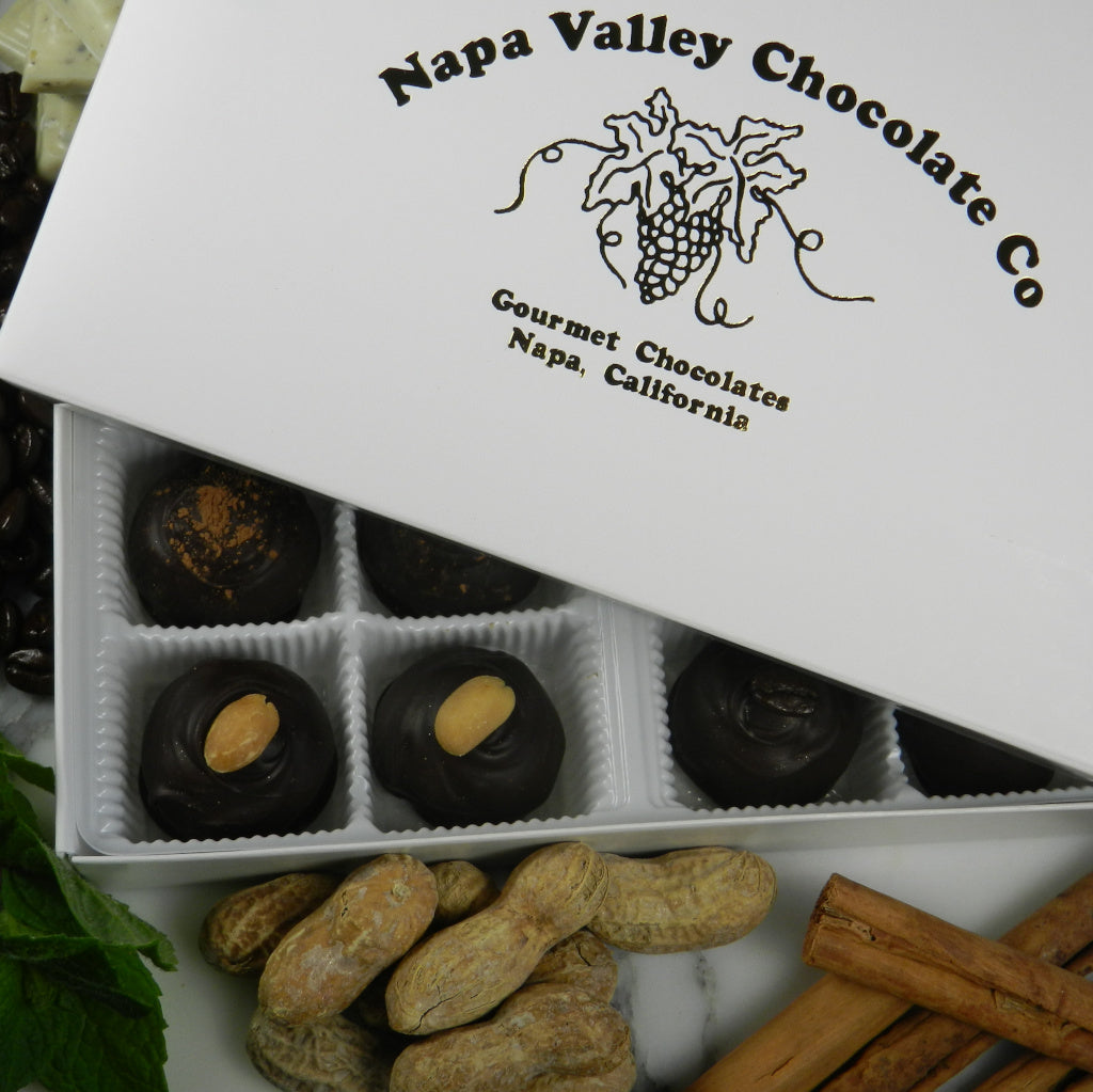 Traditional Chocolate Truffle Collection