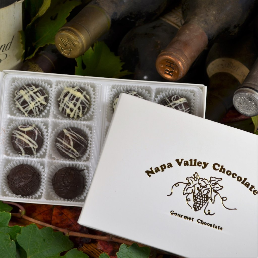 Wine Cellar Chocolate Truffle Collection
